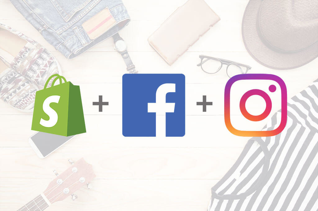 Connect Shopify to Facebook and start selling on Instagram
