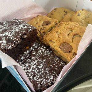 Goodies from Goldrick's Goodies in Ireland, Emma's pick to support small businesses