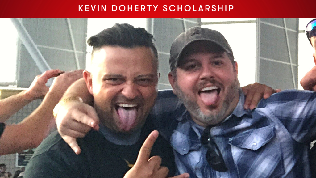 Kevin Doherty Scholarship NVISION